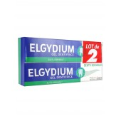 Elgydium Gel Dentifrice Dents Sensibles 2 x 75 ml
