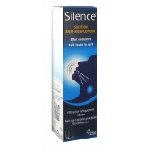 Silence Solution anti-ronflement Spray gorge 50 ml
