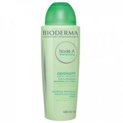 Bioderma Nodé Soothing shampoo, sensitive and irritated scalp 400ml