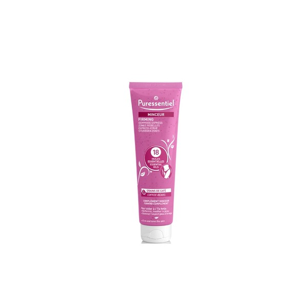 Puressentiel minceur gommage express 150ml - Gommage corps efficace ...