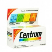 Vitamine Centrum 60cpr