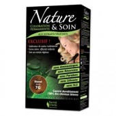 Natur&Soins coloration 7G Blond doré