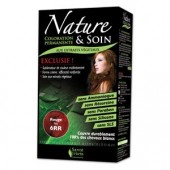 Natur&Soins coloration 6RR Rouge feu