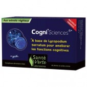 Cogni'Sciences 60cpr- sante verte