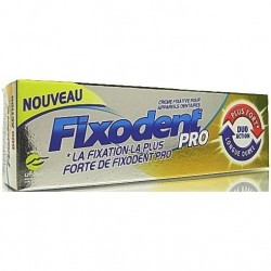 Fixodent Duo action creme fixatrice 40gr