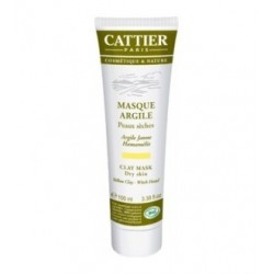 Cattier Yellow Clay Mask 100ml