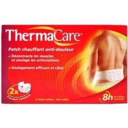 Thermacare Auto warming Patch x2 Belt Format