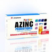 Azinc Défenses Naturelles Junior 5 Doses
