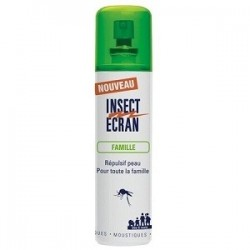 Insect écran Skin Repellent for the whole family 100ml