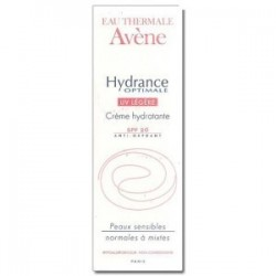 Avene Hydrance Optimal UV  Light Cream 40 ml
