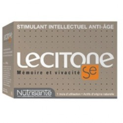 Lecitone Senior, 60 caps, 1 month cure
