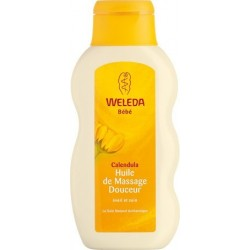 Massage oil for softness Weleda 200ml