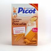 Picot Cereale Biscuit 400G