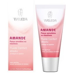Almond Absolute Comfort  Fluid Weleda 30ml