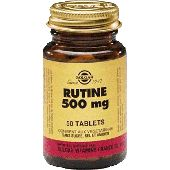 Solgar Rutine 500mg Tablets