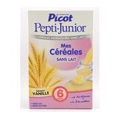 Picot Cereales sans lait pepti junior vanille 200ml