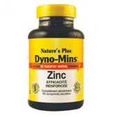 DYNO-MINS ZINC 50mg Nature's Plus