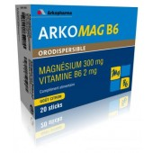 Arkomag B6 20sticks gout citron