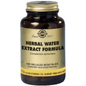 Solgar Herbal Water100 gélules végétales