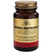 Solgar Neuro Nutrients 30 gélules