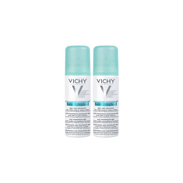 vichy anti transpirant a rosol duo 2 x 125ml. Black Bedroom Furniture Sets. Home Design Ideas