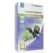ARKOFLUIDE Digestion Bio 20 ampoules