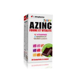 Azinc Optimal Junior 30tabs Strawberry