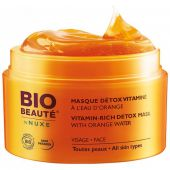 Bio-Nuxe Masque Détox Vitaminé à L'Eau d'Orange 50ml