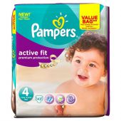 Pampers Active Fit 7-18kg 22 unités