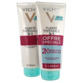 Vichy Pureté Thermale Démaquillant 3en1 LOT 300ml