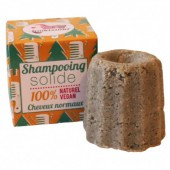 Lamazuna Shampooing solide cheveux normaux