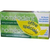 Homeodent dentifrice Anis DUO