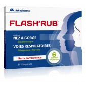 Arkopharma Flash'Rub 15 Comprimés