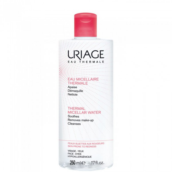 uriage eau micellaire thermale p rouge 250ml. Black Bedroom Furniture Sets. Home Design Ideas
