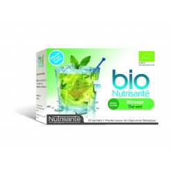 Slimming Organic Icy Infusion Box 20 packets