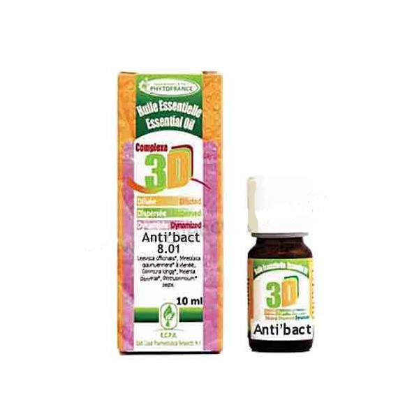 Phytofrance huile essentielle 3d anti bact huiles essentielles purepara - Huile essentielle anti fourmis ...