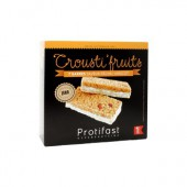Protifast Crousti fruits Peche abricot 7 barres