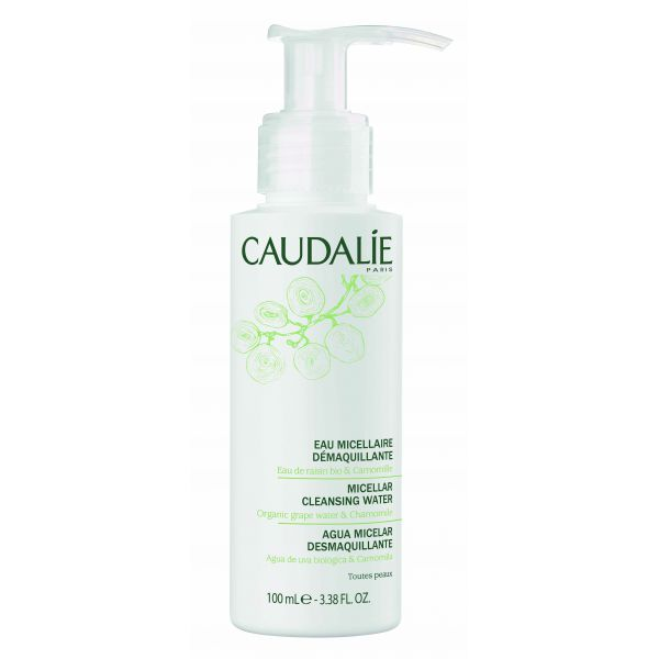 caudalie eau micellaire d maquillante 100ml purepara. Black Bedroom Furniture Sets. Home Design Ideas
