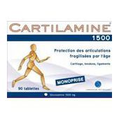 Cartilamine 1500mg 90 cp