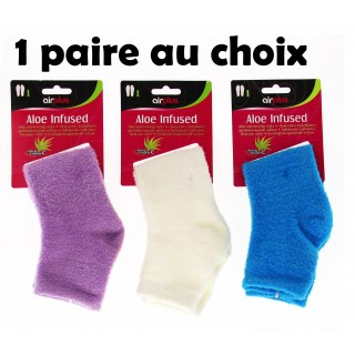 AirPlus Aloe Infused 1 paire de Chaussettes