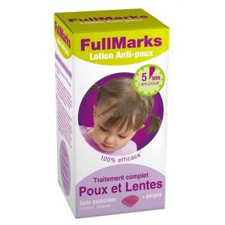 Full Marks Lotion Anti-Poux + Peigne 150m