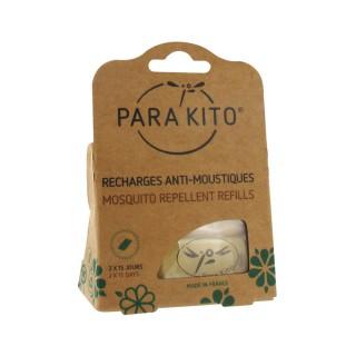 Parakito 2 Recharges Anti-Moustique