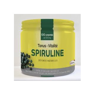 Pharm up Spiruline 500 comprimés
