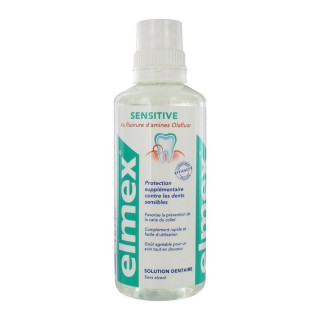 Elmex Solution Dentaire Sensitive 400 ml