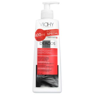 Vichy Dercos Shampooing Energisant Anti-Chute 400 ml