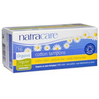 Natracare Tampons Avec Applicateur 16 unités