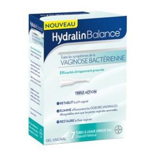 Hydralin Balance Vaginose 7 TubesX5ml