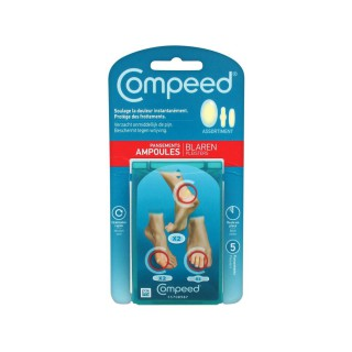 Compeed Ampoules Assortiment 5 Pansements