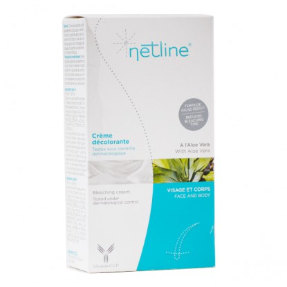 Nétline Bleaching cream 40ml