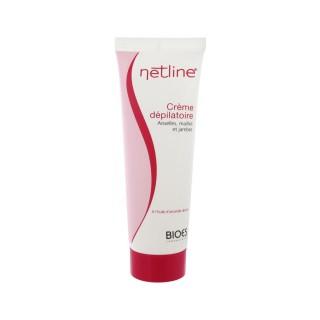 Netline Crème Dépilatoire Aisselles Maillot Jambes 125ml